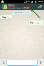 How to Hide 'Last Seen' Time-stamp on WhatsApp Android App