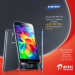 Airtel Kenya opens pre-orders for Galaxy S5; to cost Ksh 89,999