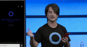 Microsoft's Jeff Belfiore in Keynote Build 2014 Conference