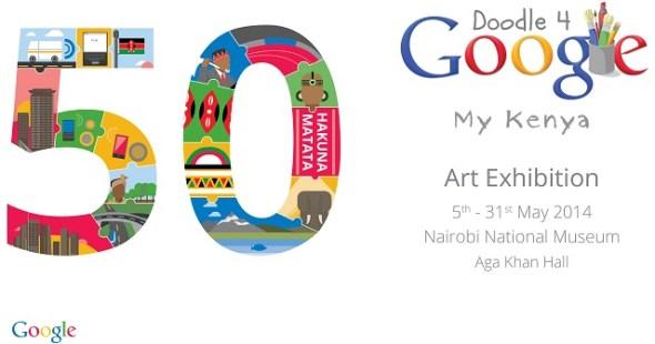 My Kenya Doodle