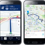 Samsung Android HERE Maps