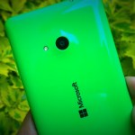 Lumia 535 5MP Rear Cmera