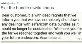 bundles mwitu
