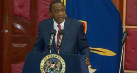 Uhuru Kenyatta State of The Nation