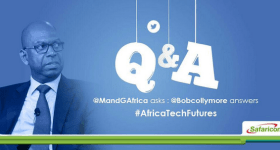#AfricaTechFutures