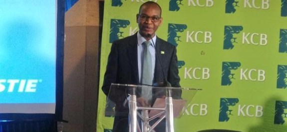 KCB M-pesa Account