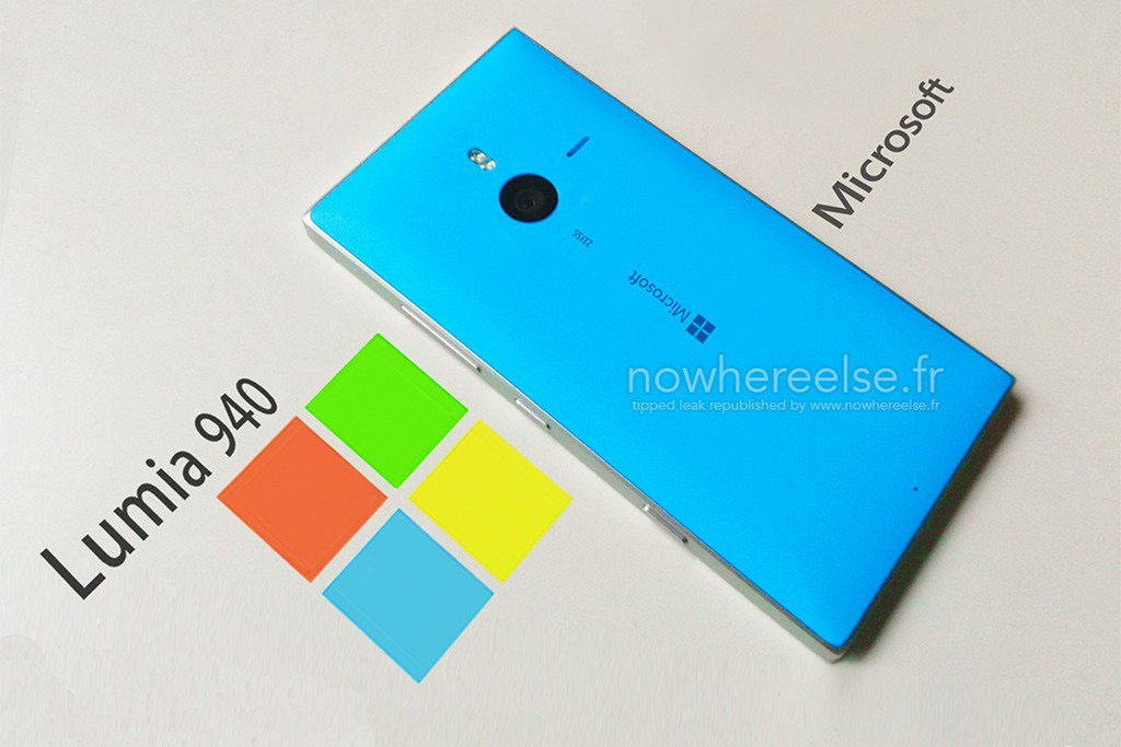 Lumia 940, Lumia 940XL: What To Expect With Microsoft's ...