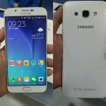 Samsung Galaxy A8 leaked photo