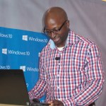 Microsoft Windows 10 Launch Nairobi Kenya