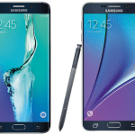 Galaxy Note 5 and Galaxy S6 Edge Plus press images