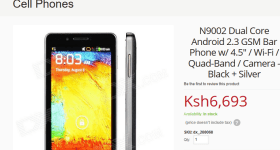 Note 3 Knock off
