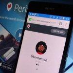 periscope web profiles