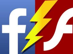 Facebook kills flash