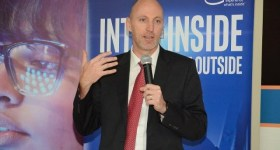 Intel GM for East Africa Mr Danie Steyn