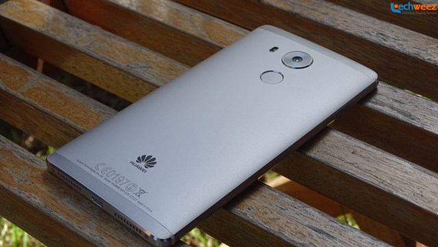 Huawei Mate 9 Tipped to Include Iris Scanner
