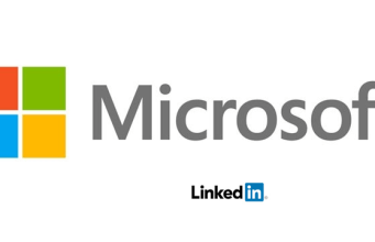 microsoft and linked in
