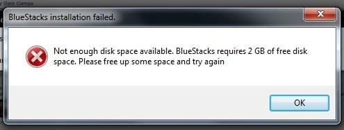 Thin BlueStacks Installion