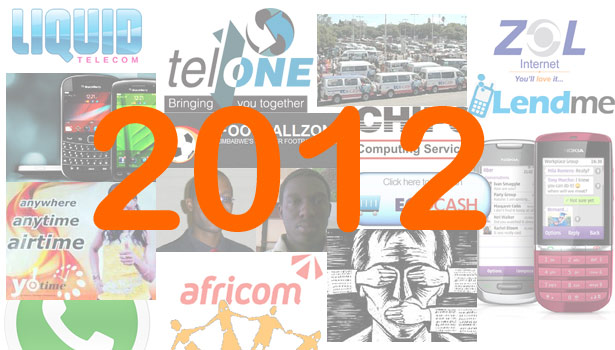 Techzim 2012-round-up