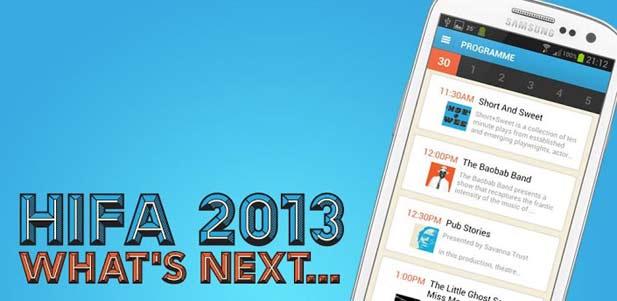 HIFA Android App