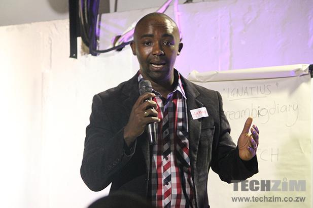 Ignatius Munengwa, founder and CEO of Dream Big