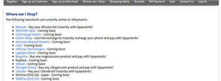 Vpayments slow on merchants.
