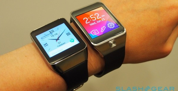 The Samsung Gear Live and His Dump ancestor