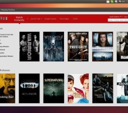 how to watch netflix with ubuntu