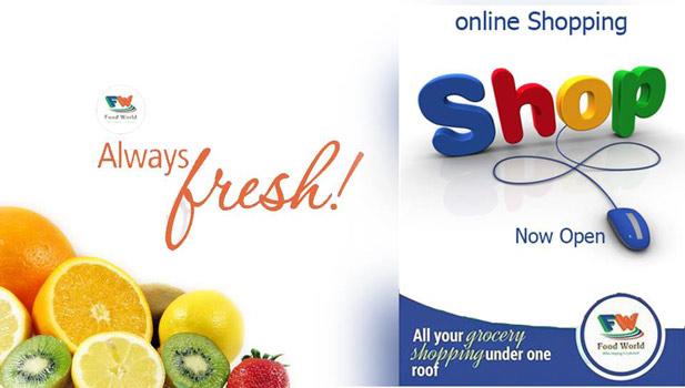 Food World Online