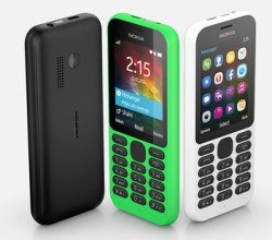 Nokia 215 Feature Phone