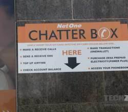 NetOne, Zim Telecoms, Chatterbox,