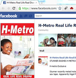 zimbabwe news, zimbabwe newspaper hmetro zimbabwe submited images