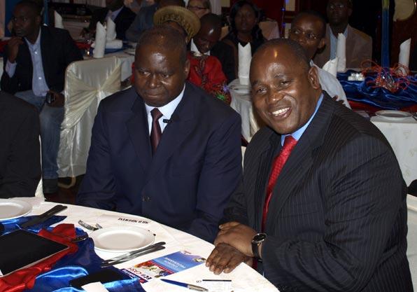 Mboweni, Gono, EcoCash launch