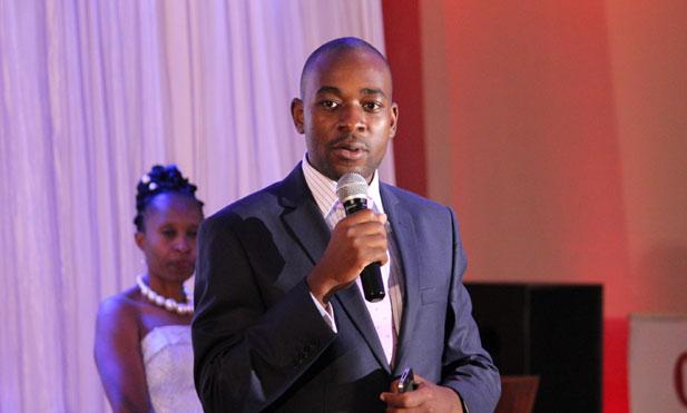 Zim ICT Minister - Nelson Chamisa