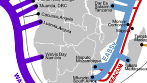 South Africa Undersea Cables