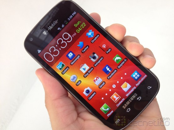 Samsung Galaxy S Blaze 4G para T-Mobile