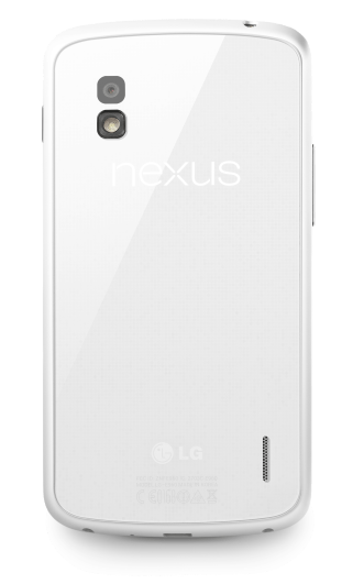 Nexus 4 en color blanco