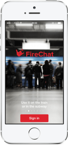 FireChat-iPhone5s