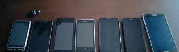 Celulares y Smartphones, ¿Pensando en cambiar?