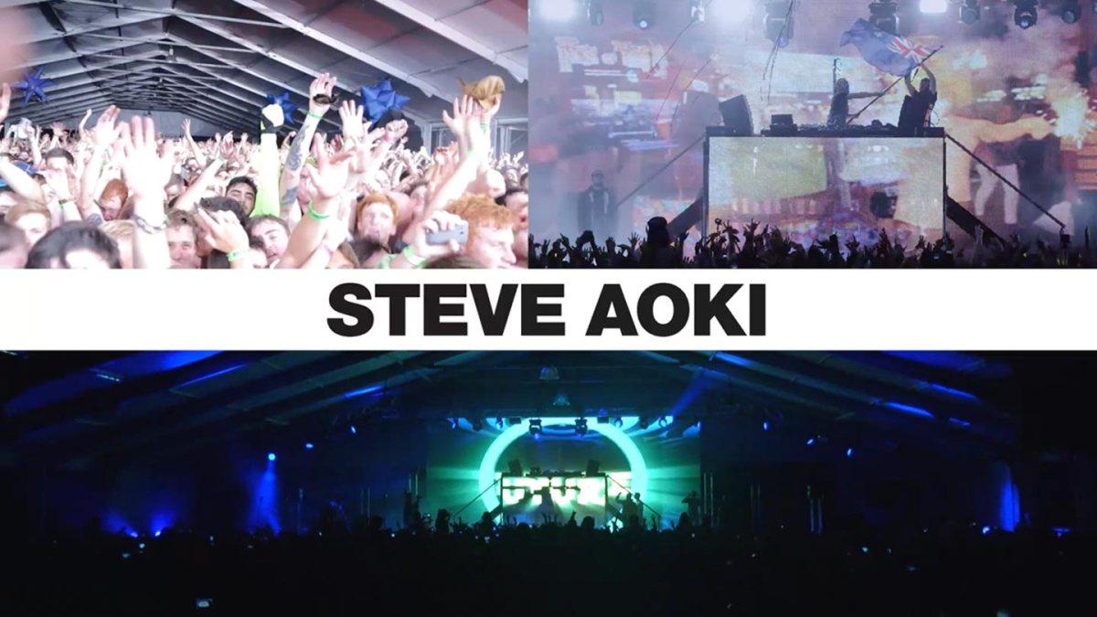 Steve Aoki y Serato