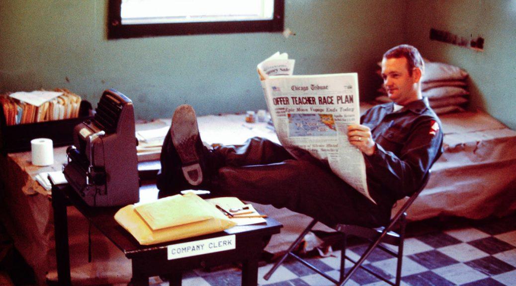 1970/1971: Bill