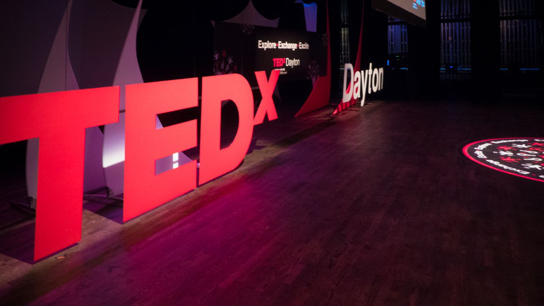 TEDxDayton Stage 2014