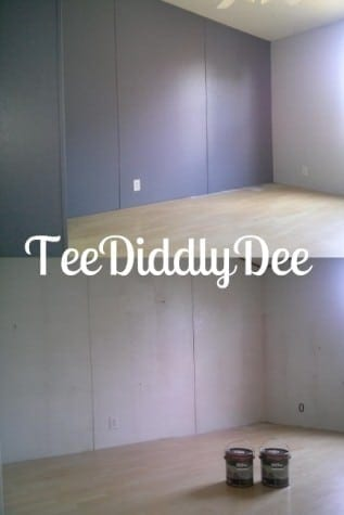 can you paint over wallpaper teediddlydee