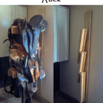 How To Build A Sturdy & Collapsible Saddle Rack