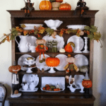 Pumpkins, Scarecrows, & Witches…Fall is in the air!