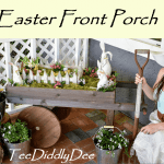 Easter Front Porch 2018