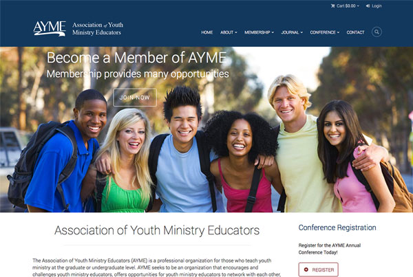 Association of Youth Ministry Educators