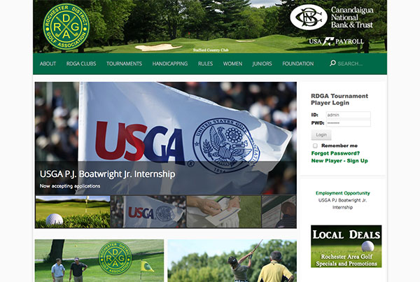 Rochester District Golf Association