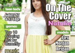TeenFaces Magazine Spring 2016