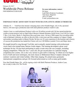 Els Press Release