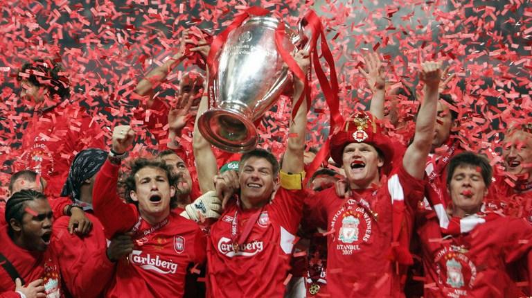 Milan vs Liverpool 13